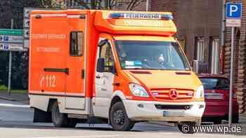 Attendorn: Motorradfahrer (48) nach Sturz ins Krankenhaus - WP News