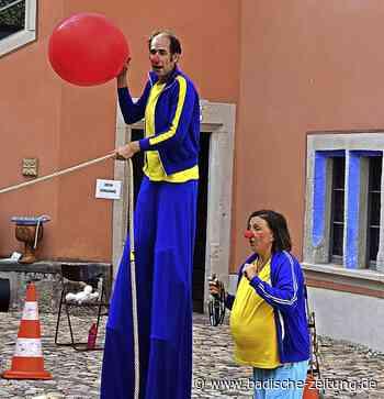 Kinder erleben in Kirchzarten die Faszination Theater - Kirchzarten - Badische Zeitung