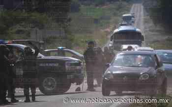 Asesinan a pareja en Valle de Santiago-Huanimaro - Noticias Vespertinas