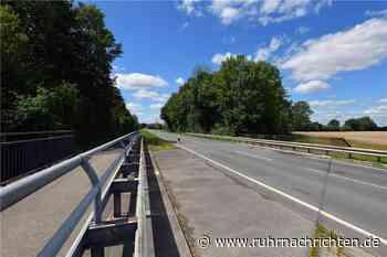 Ortsumfahrung in Nordkirchen gesperrt: Brücke über Gorbach wird saniert - Ruhr Nachrichten