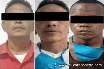 Cicpc desarticuló banda delictiva que ejecutó un hurto en Hospital de Mariara - El Carabobeño