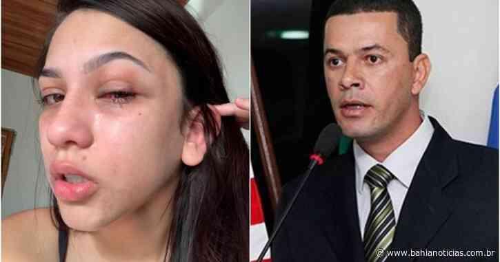 Campo Formoso: Vereador é preso por porte ilegal de arma após ser acusado de espancar a filha - Bahia Notícias