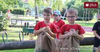 Aktionen statt Bächtlesfest in Bad Saulgau - Schwäbische
