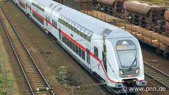 Im Fernzug nach Leipzig, im Regio nach Kleinmachnow - Potsdamer Neueste Nachrichten