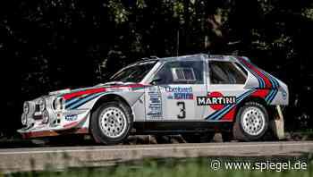 Lancia Delta S4 versteigert: Italiens teuerste B-Ware