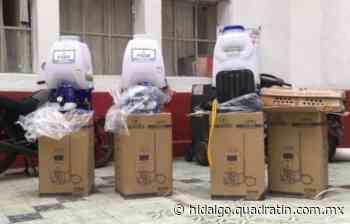 Productores del campo se benefician con apoyos en Mixquiahuala - Quadratín Hidalgo