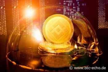 Rekord: Binance Coin (BNB) in Höhe von 60 Millionen US-Dollar verbrannt - BTC-ECHO | Bitcoin & Blockchain Pioneers
