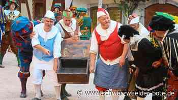"""Hornberg - """"Die Matratze wird ziemlich dünn"""" - Schwarzwälder Bote"""
