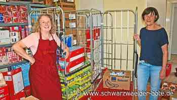 Hornberg - Edith Chrobok verabschiedet sich - Schwarzwälder Bote