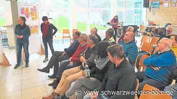 Hornberg - Keine Entscheidung über Amtsblatt - Schwarzwälder Bote