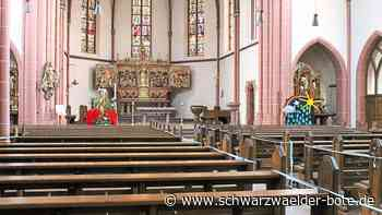 Hausach/Hornberg - Gottesdienste finden wieder statt - Schwarzwälder Bote
