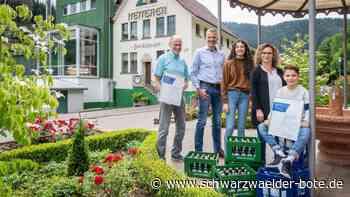 Hornberg - Ketterer braut ab jetzt klimaneutral - Schwarzwälder Bote