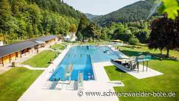 Hornberg - Corona-Krise: Freibad öffnet wieder am 16. Juni - Schwarzwälder Bote
