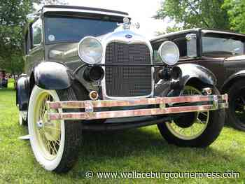 Ford's Model A was an automotive phenomenon - Wallaceburg Courier Press