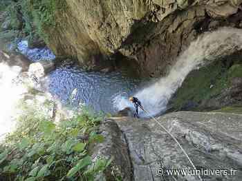 Canyon journée, Ourdaibi lundi 27 juillet 2020 - Unidivers