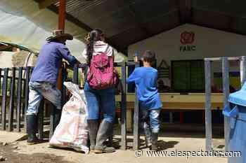 (Video) Excombatientes de las Farc, desterrados de Ituango - Colombia 2020