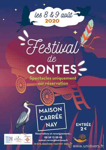 Festival de contes samedi 8 août 2020 - Unidivers