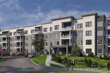 Miners Landing apartment buildings on track for summer opening in Kentville - SaltWire Network