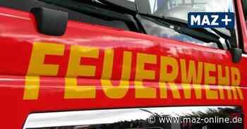 Seniorenheim in Kremmen: Probleme mit zweiter Feuerwehr-Zufahrt - Märkische Allgemeine Zeitung