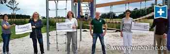 Bv Garrel: Alte-Herren-Fußballer laufen 2069 Kilometer für guten Zweck - Nordwest-Zeitung