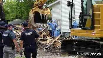 Portage la Prairie homicide investigation focusing on Winnipeg property where house burned: RCMP - CBC.ca