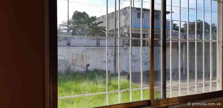 Vándalos robaron en consultorio médico de Cáritas Ciudad Bolívar - primicia.com.ve