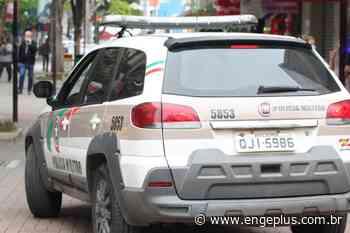 Polícia Militar encerra festa em Jaguaruna - Engeplus
