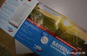 Freyunger AfD spaltet sich von Passau ab: Trennung im Streit? - Passauer Neue Presse