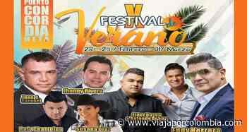 Festival de Verano 2020 en Puerto Concordia, Meta - Ferias y Fiestas - Viajar por Colombia