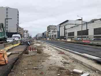 Travaux du tram 9 à Vitry-sur-Seine : ce qui vous attend cet été - actu.fr