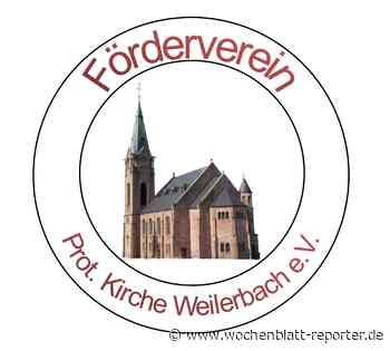 Prot Kirche Weilerbach: Jetzt hat es auch das Prot. Kirchengebäude getroffen - Weilerbach - Wochenblatt-Reporter
