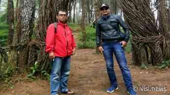 Curug Agra di Sukahening, Lengkapi Wisata Alam Tasikmalaya - VISI.NEWS