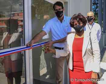 Domicem inaugura Estación de Bomberos en Sabana de Palenque - Tu República