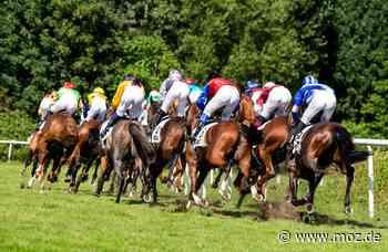 Pferderennen: Wieder Zuschauer in Hoppegarten zugelassen - Märkische Onlinezeitung