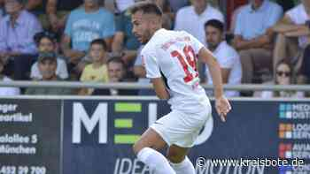 Traum von Bundesliga: Furkan Kircicek aus Kaufbeuren kickt nun in der Dritten Liga für Türkgücü München - Kreisbote