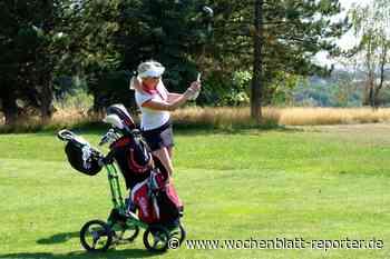 Nächster Platzreifekurs beginnt im August: Golfen mit der Volkshochschule Baumholder - Wochenblatt-Reporter