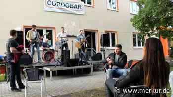 Germering: So lief das erste Konzert nach Corona in der Cordobar - Merkur.de