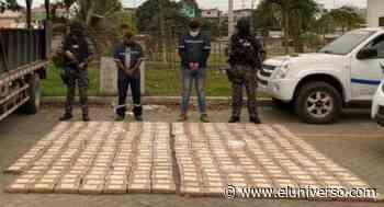 Policía decomisa más de 400 kilos de cocaína en Pedernales - El Universo