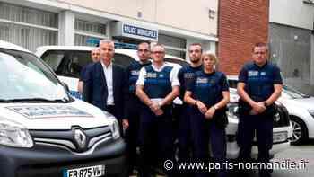 À Barentin, le dispositif Tranquillité vacances est renforcé - Paris-Normandie