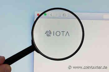 IOTA (MIOTA): Bringt dieses neue Social Media-Projekt den Durchbruch? - Coin Kurier