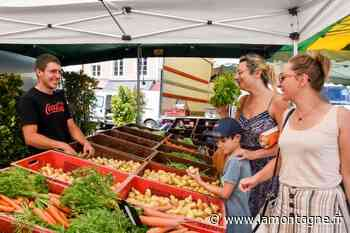 A Issoire (Puy-de-Dôme), les saveurs se mélangent le samedi matin, lors du marché - La Montagne