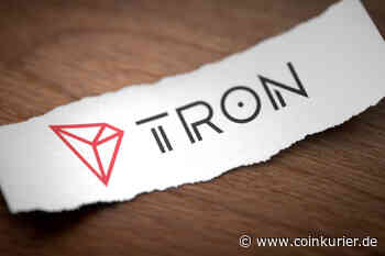 Tron (TRX)-CEO Justin Sun löst endlich Versprechen ein, TRX-Preis explodiert! - Coin Kurier