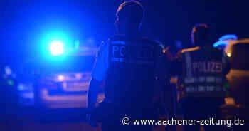 Annapark in Alsdorf: Groß angelegte Kontrollen der Polizei - Aachener Zeitung