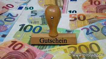 Konsumgutscheine für Bad Belzig? - Inforadio vom rbb