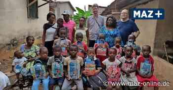 Verein Echo Kamerun Bad Belzig macht trotz Corona in Kribi weiter - Märkische Allgemeine Zeitung