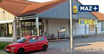 Umzug des Lidl-Marktes in Bad Belzig dauert noch - Märkische Allgemeine Zeitung