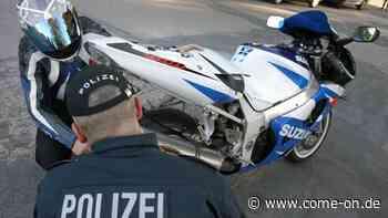 In Meinerzhagen werden 372 Kräder angehalten - Meinerzhagener Zeitung