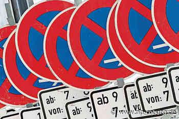 Parkplatz ist ab Montag gesperrt - Neue Presse Coburg