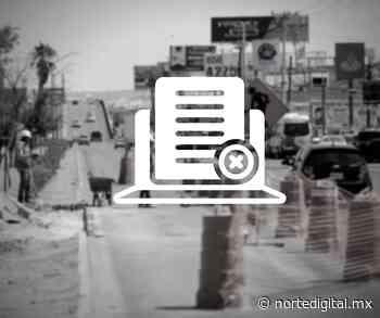 Estado dio a conocer desechamiento de amparo contra la segunda ruta troncal - NorteDigital.mx