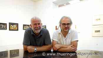 Ausstellung in Meerane: Stille in Figur und Landschaft - Thüringer Allgemeine